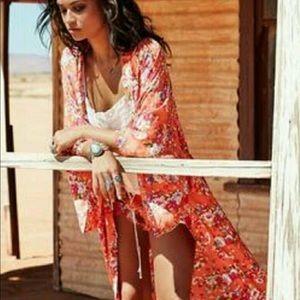 Swap Spell & The Gypsy Revolver Kimono